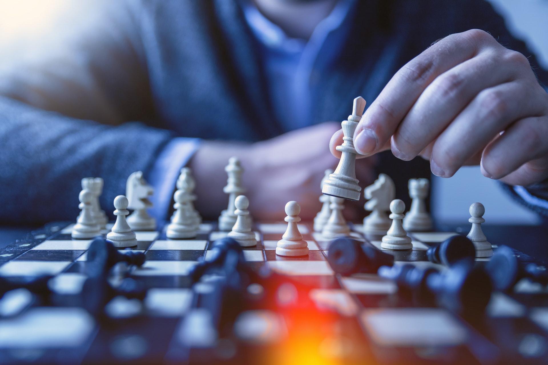 Le coaching vous guide dans l'échiquier des relations